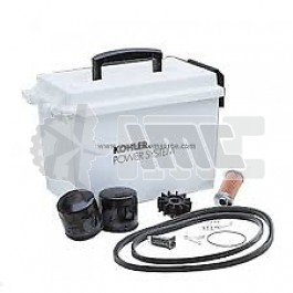 GM95659 KIT SPARE PARTS   Set Include: BELT, SEAWEATER PUMP CONTAINER FILTER, SECONDARY FUEL FILTER, OIL IMPELLER REPAIR KIT ZINC ANODE KIT