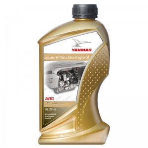 0W40-1 YANMAR PREMIUM SYNTHETIC OIL LT. 1