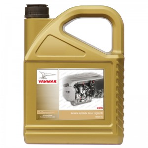 0W40-5 YANMAR PREMIUM SYNTHETIC OIL LT. 5