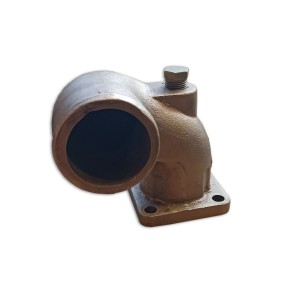 3N4849U ELBOW-WATER PUMP