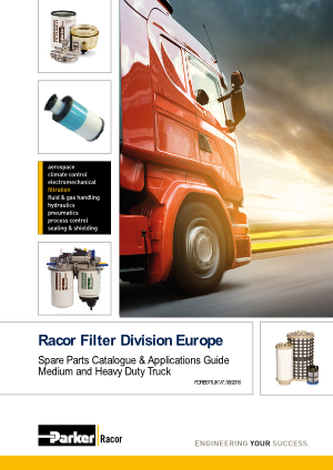 Catalogo Racor Truck